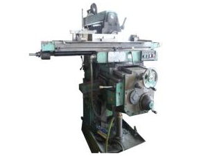 universal movable working bench milling machine